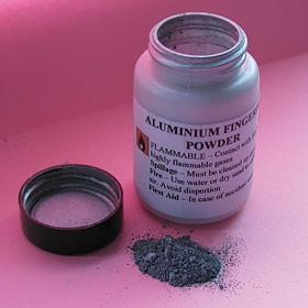 Aluminium-fingerprint-powder