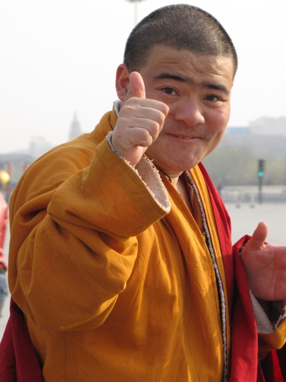 Beijing_bouddhist_monk_2009_IMG_1486