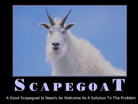 scapegoat