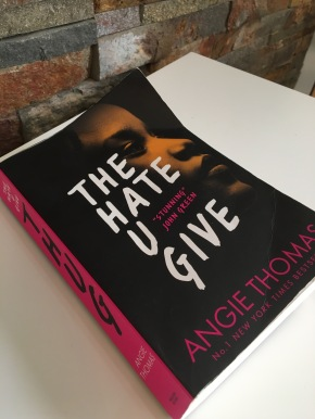 5 reasons The Hate U Give should be the next book on your readinglist